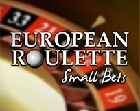 European Roulette Small Bets